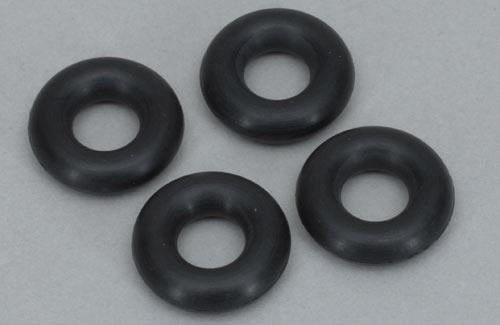 O-rings Servo Saver 6x4 (Pk4)