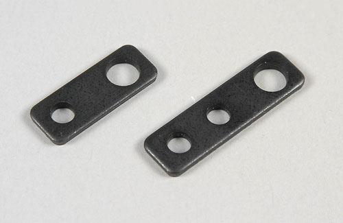 Steel Fixing Plates (Pk2)
