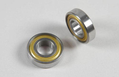 Bearing 10x22x6 grease filled (Pk2)