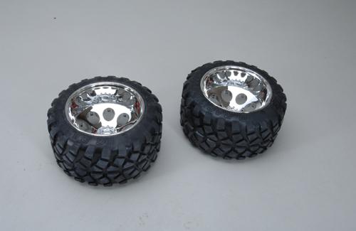 Wheel/Tyre Stadium Trk M (GluedPk2)