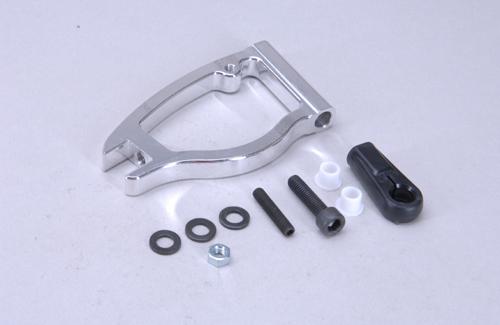 Front upper alloy wishbone adj