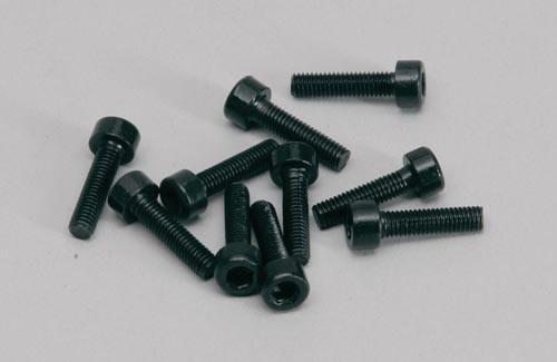 Socket Head Screw M3x12mm (Pk10)