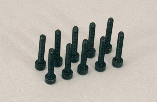 Socket Head Screw 8.8 M3x18mm (10) ** CLEARANCE **