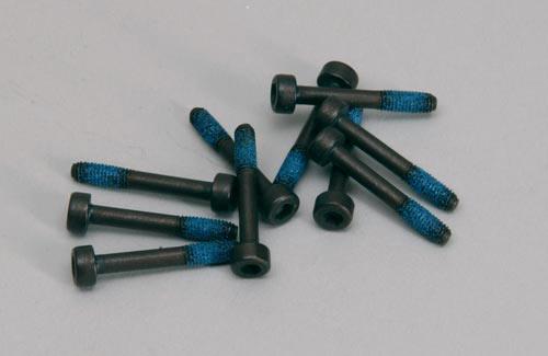 Socket cap screw M3x20mm, 10pcs.