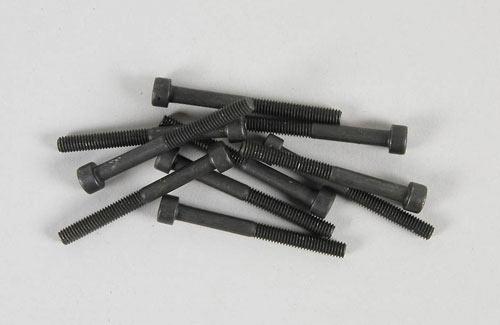Socket Head Screw M4x40mm (Pk10)