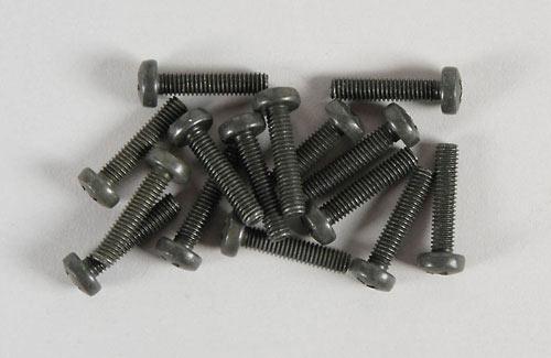 Tallow-Drop Screw M4x18mm(Pk15)