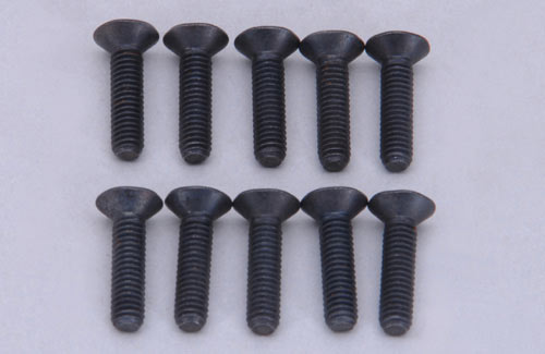 Csk Screw W/Torx M4x16 (Pk10)