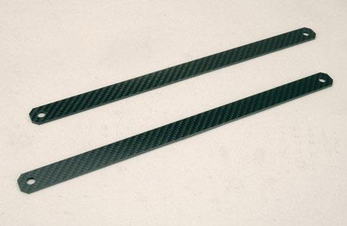 Carbon Fibre Side Guards 314mm(Pk2)