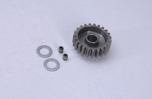Steel gear w/hardened 23t profile