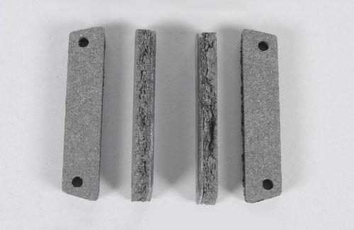 Comp Brake Lining Glued (Pk4)