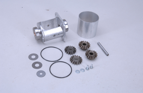 Alloy differential f/1:5/ 1:6
