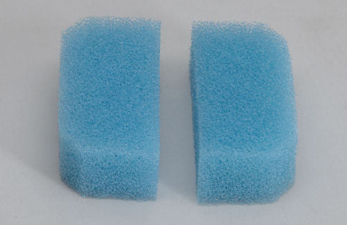 Air Filter Insert- Flat - Oiled (pk 2)
