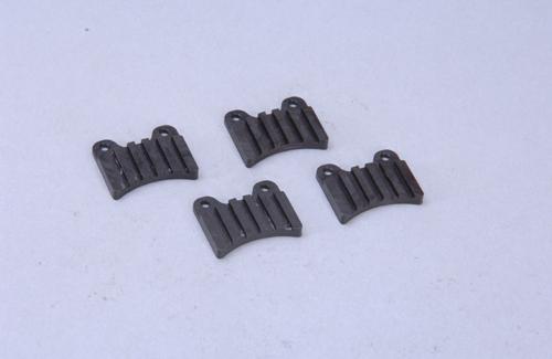 Steel brake pad f/hydr brake (Pk4)