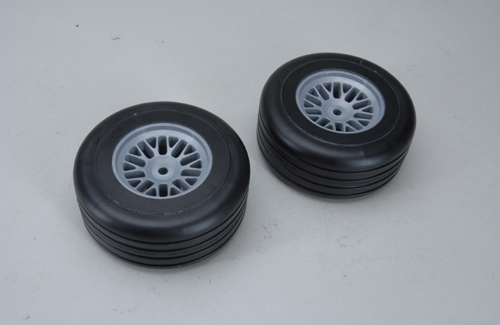 F1 front Tyres A glued (Pk2)