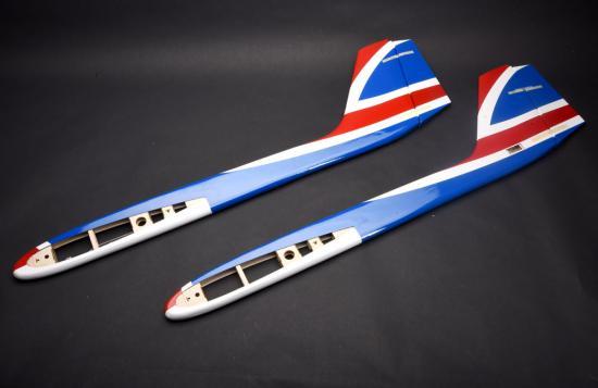 Tail Boom Set - Xcalibur (RAF)